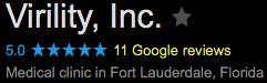 Virility, Inc. Google Reviews