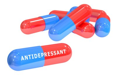 testosterone levels on anti-depressants
